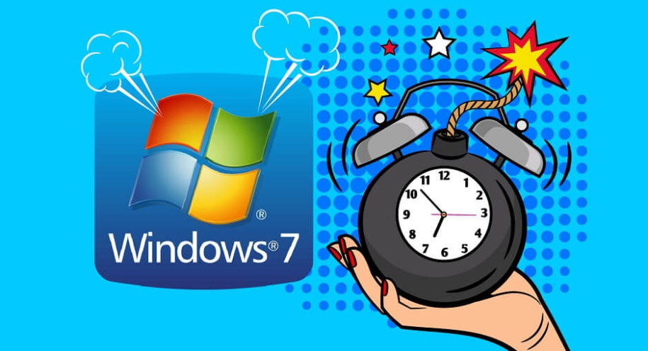 Windows 7 – End of life, are you prepared?