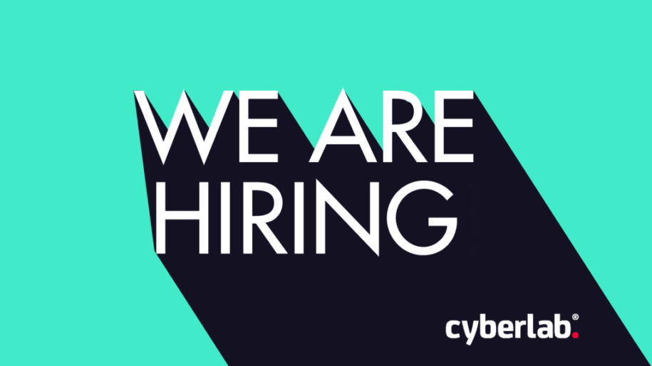We are hiring …